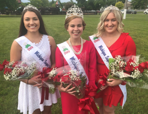 Channon Turrell of Imlay City crowned 2019 Michigan Sugar Queen