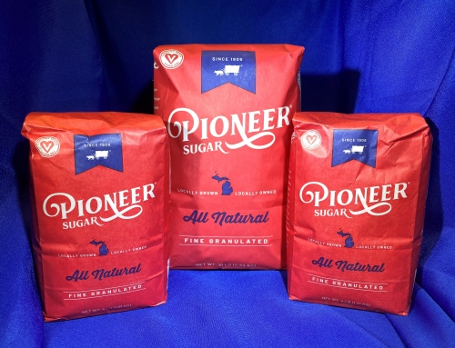 Michigan Sugar Company introducing new look for Pioneer Sugar bags