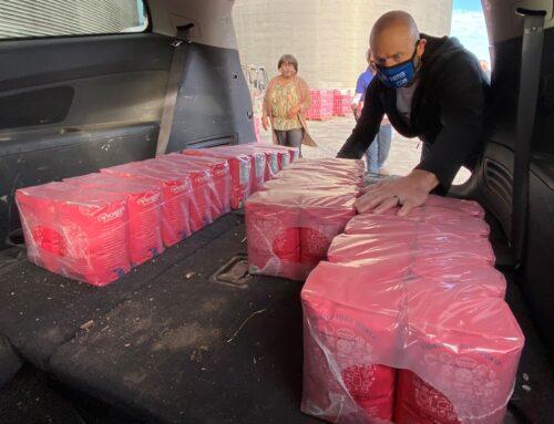 Michigan Sugar Company donates sugar to 65 area food pantries