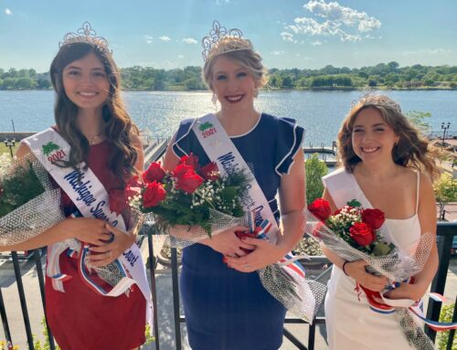 Ally Kemp of Unionville crowned 2021 Michigan Sugar Queen
